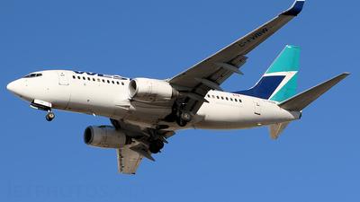 C-FWBW - Boeing 737-7CT - WestJet Airlines