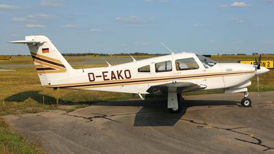D-EAKO - Piper PA-28RT-201T Turbo Arrow IV - Private