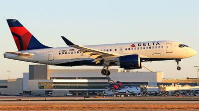 N132DU - Airbus A220-171 - Delta Air Lines