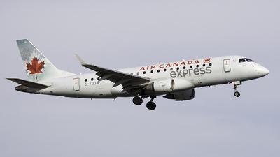 C-FUJA - Embraer 170-200SU - Air Canada Express (Sky Regional Airlines)