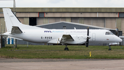 A picture of GRVGB - Saab 340B -  - © Charles Cunliffe