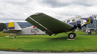 FAC625 - Junkers Ju-52/3m - Colombia - Air Force