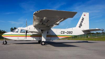 CS-DBO - Britten-Norman BN-2A-20 Islander - Agroar - Trabalhos Aéreos