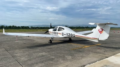 B-120Q - Diamond DA-40NG Diamond Star - LongHao Air Training School