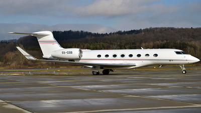 SX-GSB - Gulfstream G650 - GainJet Aviation