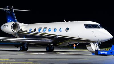 N650FX - Gulfstream G650 - Flexjet