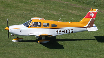 A picture of HBOQG - Piper PA28151 - [287415089] - © Alex
