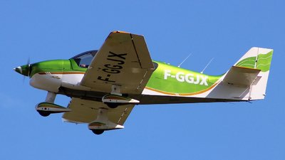 F-GGJX - Robin DR400/120 - Private