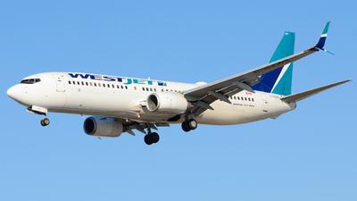 C-GZWS - Boeing 737-8CT - WestJet Airlines