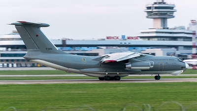 T-910 - Ilyushin IL-76TD - Angola - Air Force