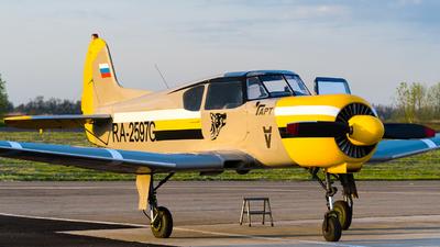 RA-2597G - Yakovlev Yak-18T - Private