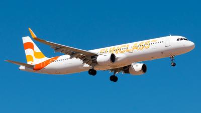 A picture of OYTCD - Airbus A321211 - Sunclass Airlines - © Pablo Gonzalez de Leon