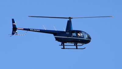 RA-04393 - Robinson R44 Raven II - Private
