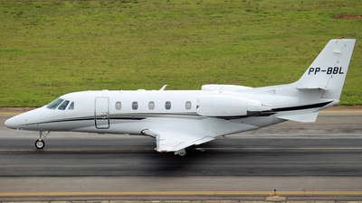 PP-BBL - Cessna 560XL Citation XLS - Private