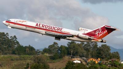 HK-4544 - Boeing 727-2J0(Adv)(F) - Aerosucre
