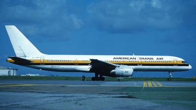 N521AT - Boeing 757-28A - American Trans Air (ATA)