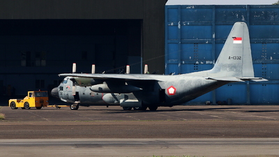 A-1332 - Lockheed C-130H Hercules - Indonesia - Air Force