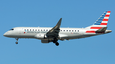 A picture of N432YX - Embraer E175LR - American Airlines - © Alexander Portas