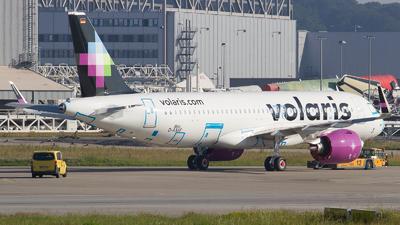 D-AXAF - Airbus A320-271N - Volaris