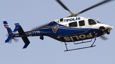 EM-7112 - Bell 429 Global Ranger - Turkey - Police