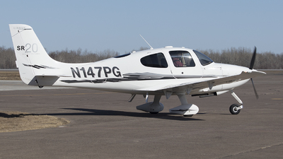 N147PG - Cirrus SR20-G3 - Lake Superior College