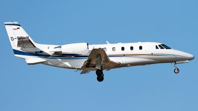 D-CFLY - Cessna 560XL Citation XLS Plus - Private