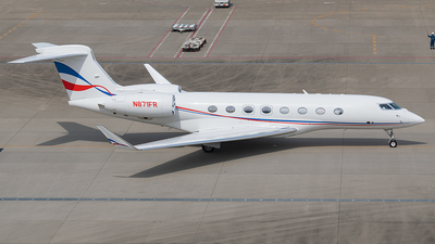 N871FR - Gulfstream G650 - Private