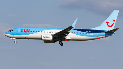 A picture of OOTNB - Boeing 7378K5 - TUI fly - © Dorien