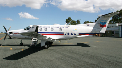 VH-NWO - Pilatus PC-12/45 - Royal Flying Doctor Service of Australia (Western Operations)