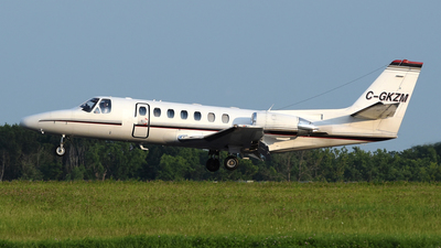 C-GKZM - Cessna 560 Citation Ultra - Chartright Air