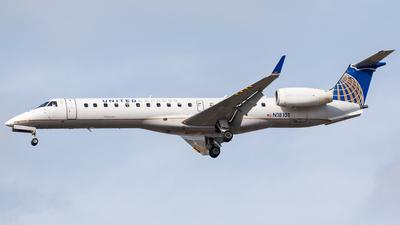 A picture of N18101 - Embraer ERJ145XR - [145590] - © Martin Pinnau