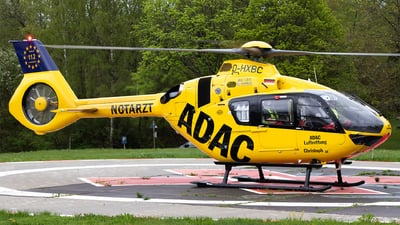 D-HXBC - Airbus Helicopters H135 - ADAC Luftrettung