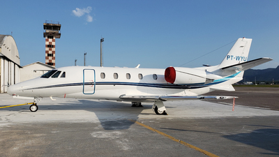 A picture of PTWYU - Cessna 560XL Citation Excel - [5605060] - © Bruno Orofino
