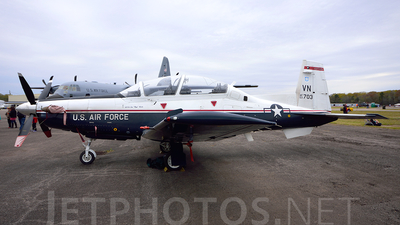 03-3703 - Raytheon T-6A Texan II - United States - US Air Force (USAF)