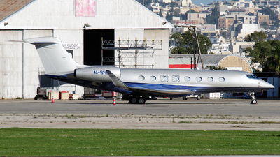 M-BHBH - Gulfstream G650 - Private