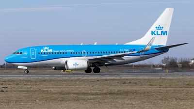 A picture of PHBGF - Boeing 7377K2 - KLM - © Loredana Cioclei
