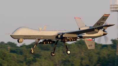 09-4072 - GAAS MQ-9 Reaper - United States - US Air Force Civil Air Patrol