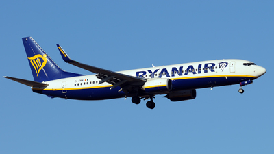 EI-FRM - Boeing 737-8AS - Ryanair