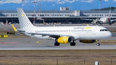 EC-LVS - Airbus A320-232 - Vueling
