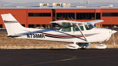 A picture of N738MR - Cessna 172N Skyhawk - [17270088] - © Alec Mollenhauer