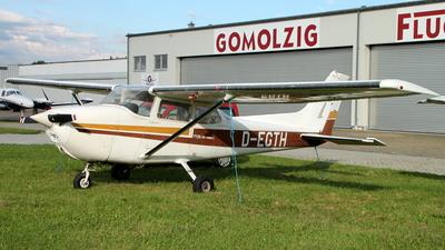 A picture of DEGTH - Cessna F172N Skyhawk II - [1516] - © Daniel Schwinn