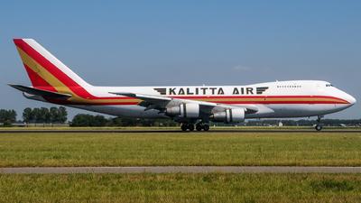 N793CK - Boeing 747-222B(SF) - Kalitta Air