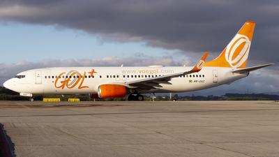 PR-GGZ - Boeing 737-8EH - GOL Linhas Aéreas