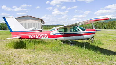 N34300 - Cessna 177RG Cardinal RG - Private