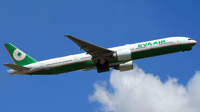 B-16707 - Boeing 777-35EER - Eva Air