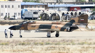 3-6697 - McDonnell Douglas F-4D Phantom II - Iran - Air Force