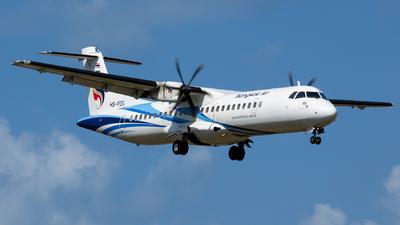 A picture of HSPZG - ATR 72600 - Bangkok Airways - © Jeff Tang