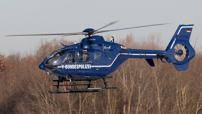 D-HVBK - Eurocopter EC 135T2+ - Germany - Bundespolizei