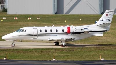OE-GTE - Cessna 560XL Citation XLS Plus - Porsche Air Service