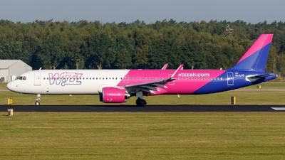 A picture of HALVZ - Airbus A321271NX - Wizz Air - © Kelvin Jahae